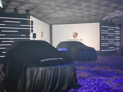 Porsche Launch 2018